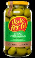 Azeitona Verde Arauco C/Caroço 500g