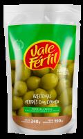 Azeitona Verde Arauco C/Caroço - Doy Pack 150g