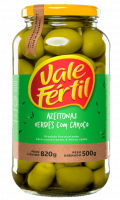 Azeitona Verde C/Caroço 500g