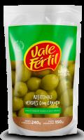 Azeitona Verde C/Caroço - Doy Pack 150g