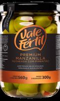 Azeitonas Premium R/Pimentão 300g