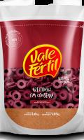 Azeitonas Pretas Fatiadas - Doy Pack 1,01kg