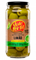 Azeitonas Rech/Limão130g