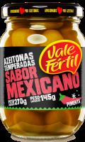Azeitonas Temperada - Mexicana 145g